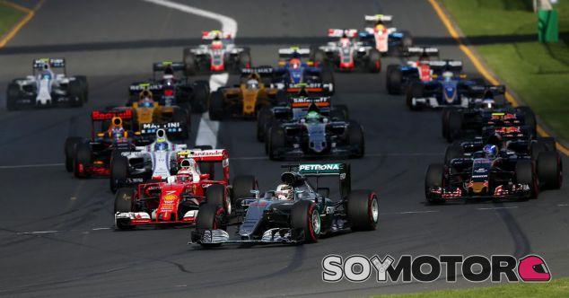 GP Australia F1 2016: Carrera Minuto a Minuto - LaF1.es