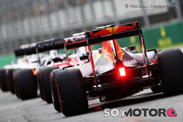 Salida del GP de Australia - LaF1