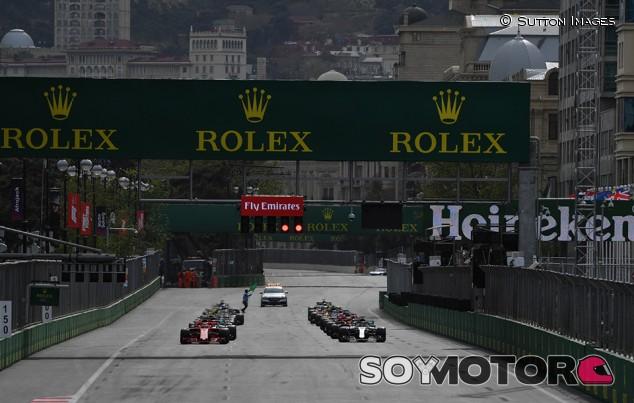 La FIA cambia las reglas de embrague para complicar las salidas de 2020 - SoyMotor.com
