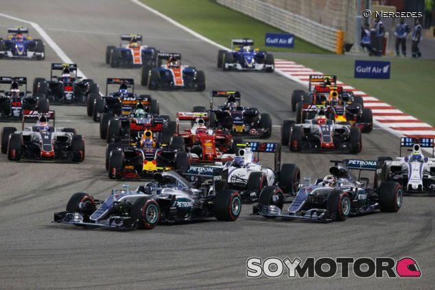 La Fórmula 1 está cerca de llegar a un acuerdo para cambiar el reglamento de 2017 - LaF1