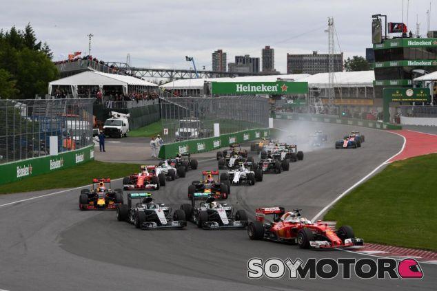 Canadá seguirá en la F1 - SoyMotor
