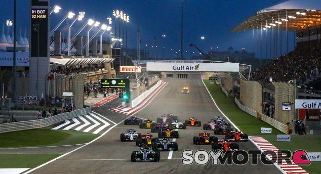 La estrategia a dos paradas, la más popular en Baréin - SoyMotor.com