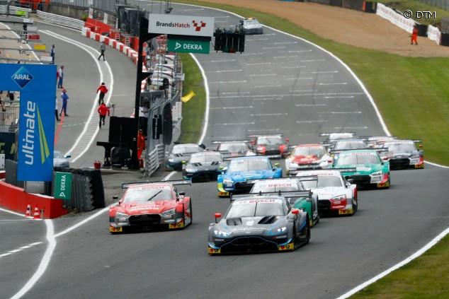Di Resta se adelanta en la salida de Brands Hatch - SoyMotor