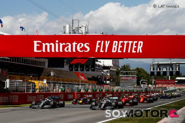 El GP de España sería el 9 de agosto en el nuevo calendario provisional - SoyMotor.com