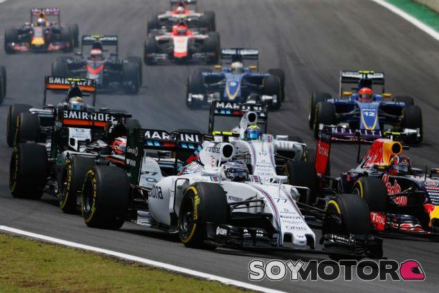 El jefe de ingeniería de Williams defiende las carreras de Fórmula 1 - LaF1