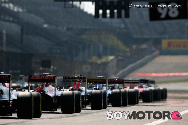 La Fórmula 1 será más ruidosa el año que viene, según anticipa Cowell - LaF1