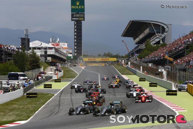 Montmeló espera seguir disfrutando de la F1 también en invierno - LaF1