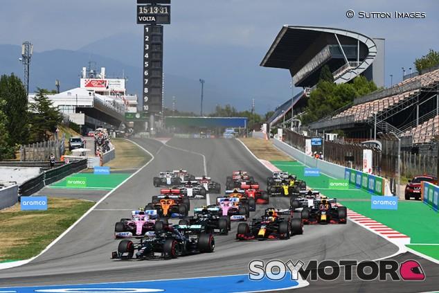 La F1 publica el calendario provisional de 2021: 23 carreras - SoyMotor.com