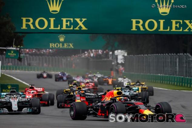 Liberty aprovecha México para promocionar la F1 con Twitch - SoyMotor.com