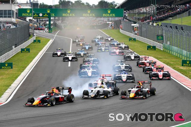 La Fórmula 2 y la Fórmula 3 estudian cambiar su formato para 2022 - SoyMotor.com