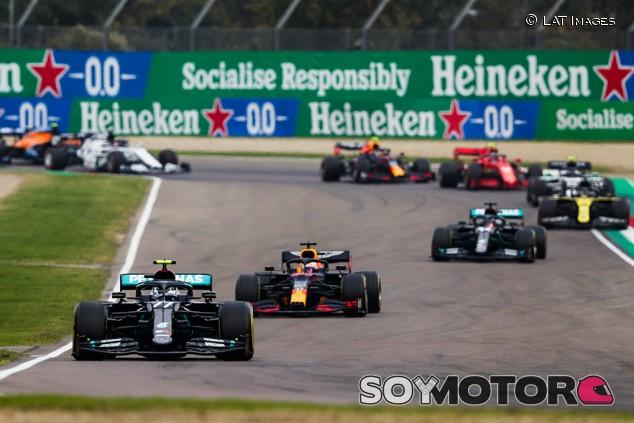 Imola aspira a ser cita anual o bienal en el calendario de la Fórmula 1 - SoyMotor.com