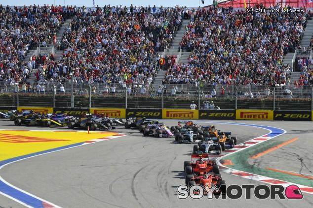 El GP de Rusia continuará en Sochi al menos hasta 2025 - SoyMotor.com
