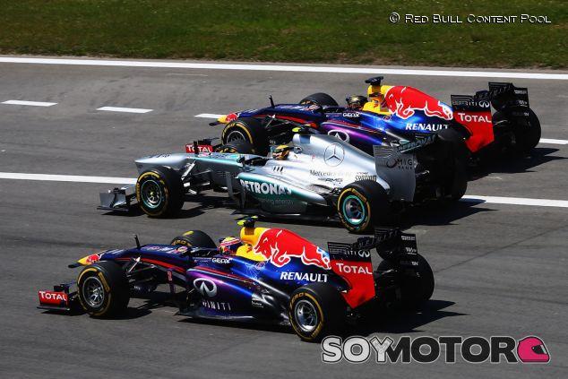 Sebastian Vettel conquista por fin Alemania con una victoria en el Nürburgring