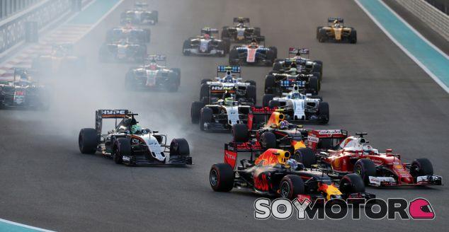 Los equipos de F1 sopesan la estandarización de piezas - SoyMotor.com