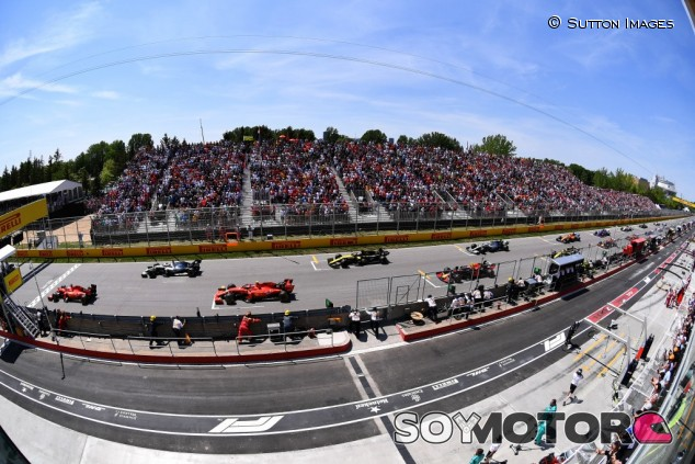 La F1 quiere regresar a África – SoyMotor.com