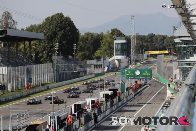 Masi niega a Vettel que haya desventajas en las resalidas con bandera roja - SoyMotor.com