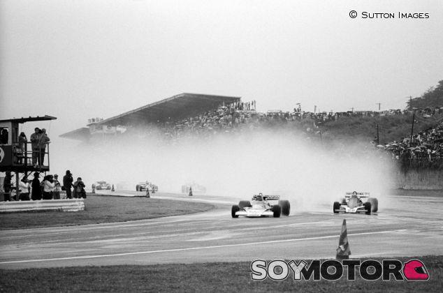 Salida del GP de Japón de 1976 – SoyMotor.com
