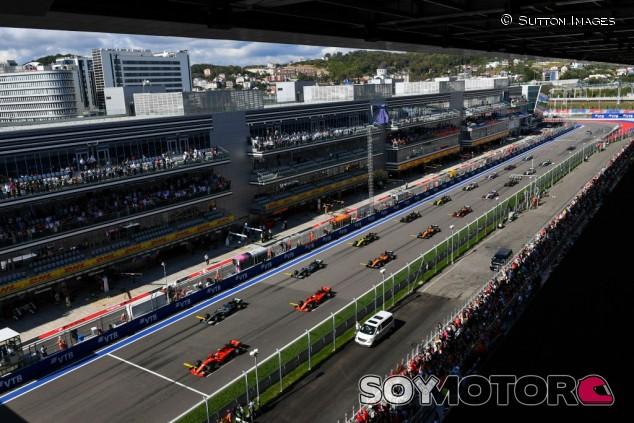 Luz roja de los equipos a las carreras clasificatorias de 2020 – SoyMotor.com