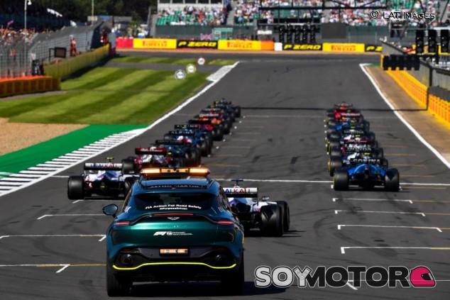¿Más puntos en las clasificaciones al sprint? Es la idea de la F1 - SoyMotor.com
