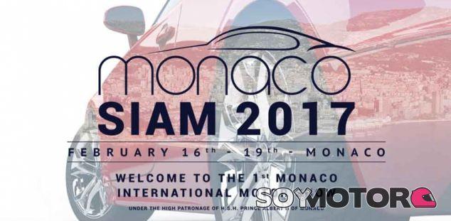 Cartel del Salón Internacional del Automóvil de Mónaco 2017 - SoyMotor.com