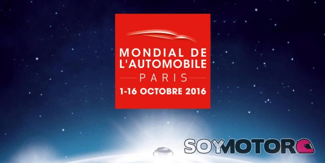 Salón del Automóvil de París 2016 - SoyMotor