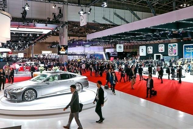 Salón de Tokio - SoyMotor.com