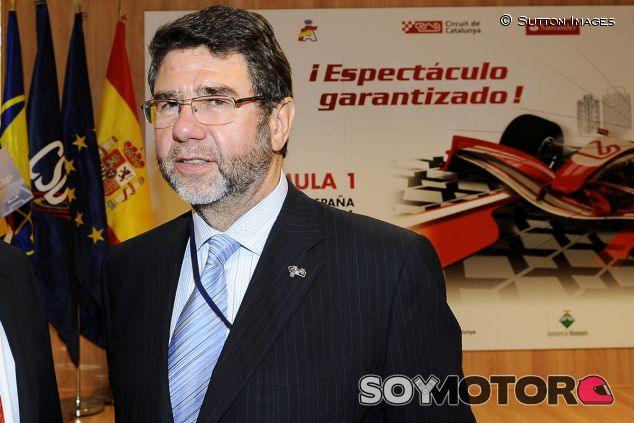 Salvador Servià en una imagen de archivo de 2011 - LaF1