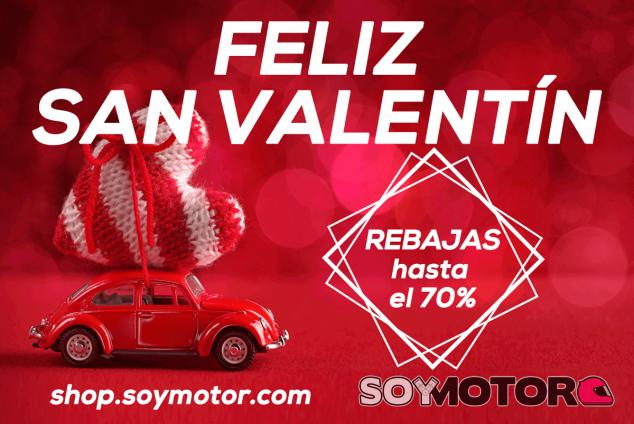 Los mejores regalos de San Valentín para amantes del motor - SoyMotor.com