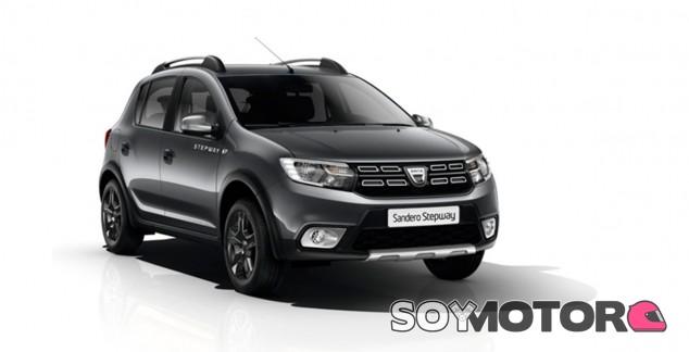 El nuevo Dacia Sandero SL Trotamundos se basa a nivel visual en el Dacia Sandero Stepway - SoyMotor