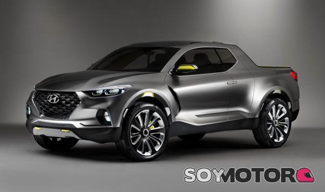 Hyundai Santa Cruz - SoyMotor.com