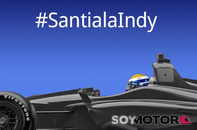 A Santi Urrutia le falta un 30% de presupuesto para llegar a la IndyCar - SoyMotor