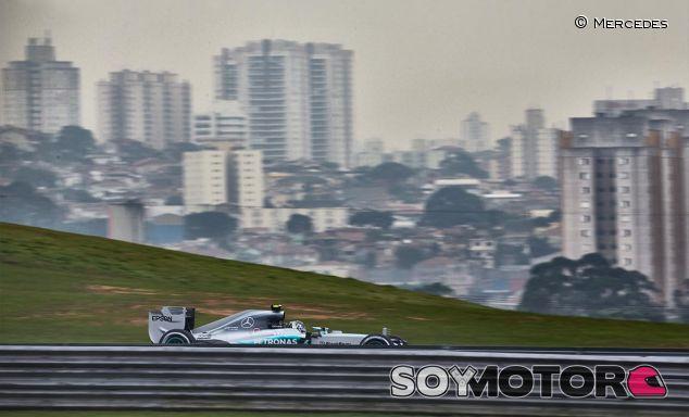 Nico Rosberg en Sao Paulo - LaF1