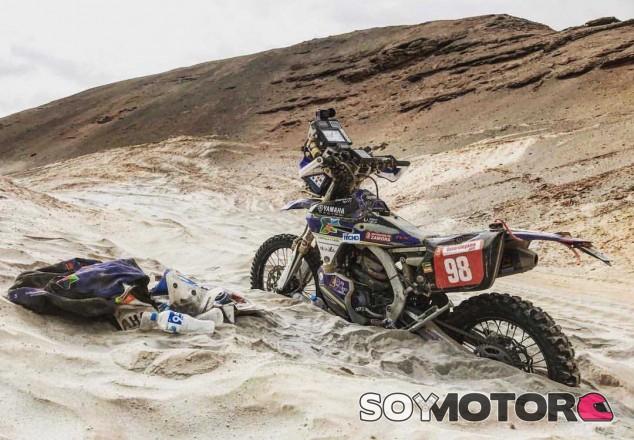 La moto de Sara García - SoyMotor.com