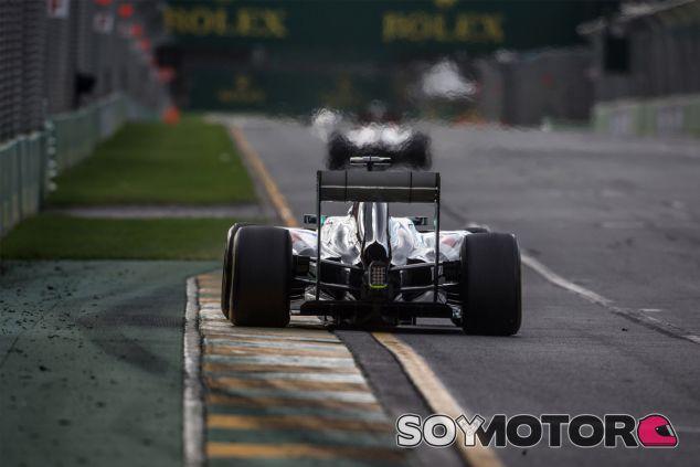 Sauber en el Gran Premio de Australia: Domingo