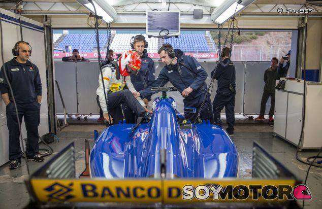 Sauber, en problemas para Australia - LaF1.es