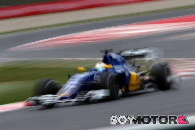 Sauber roza los puntos en el GP de España - LaF1