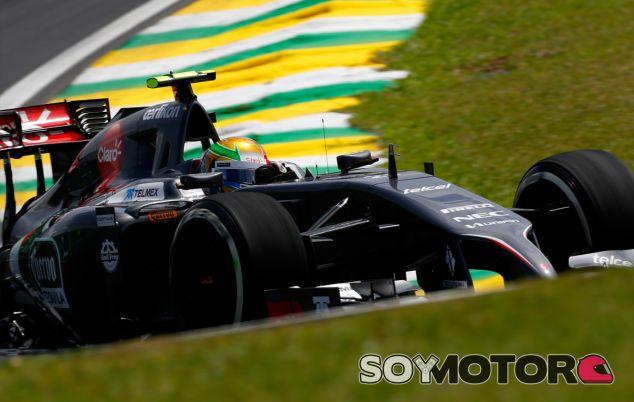 Esteban Gutiérrez en Sao Paulo - LaF1