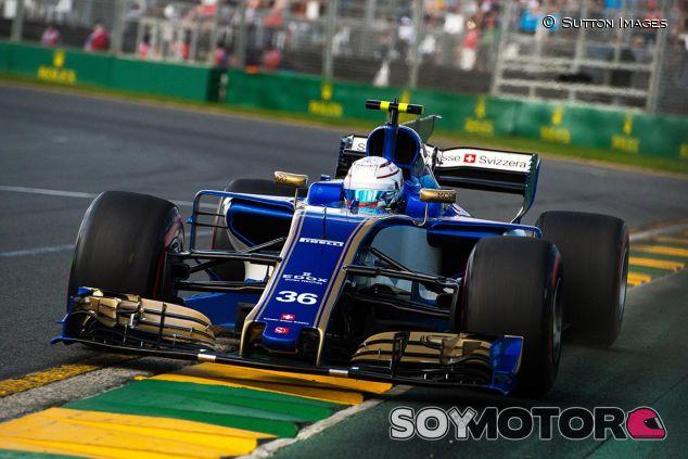 Antonio Giovinazzi en el GP de Australia - SoyMotor