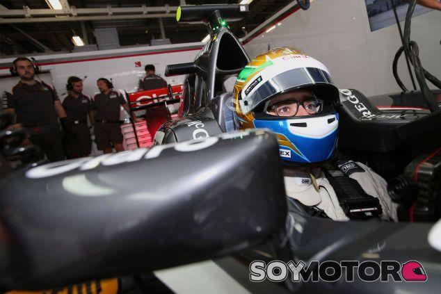 Esteban Gutiérrez en Japón - LaF1