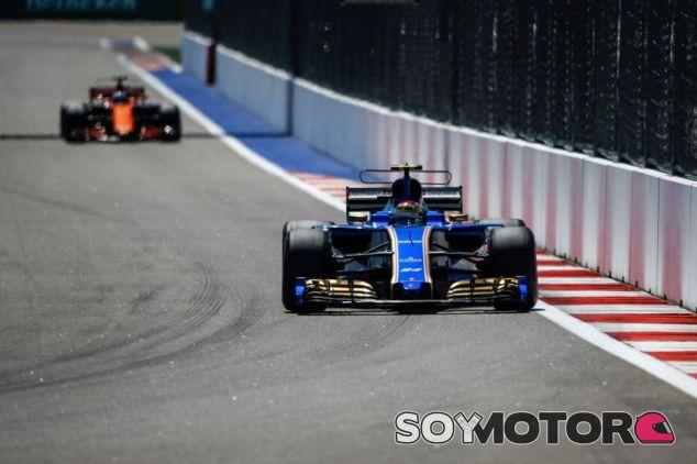 Sauber piensa en el largo plazo junto a Honda - SoyMotor.com