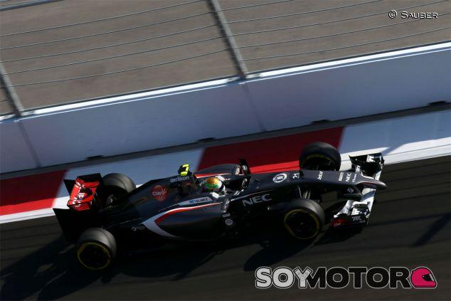 Esteban Gutiérrez en Rusia - LaF1