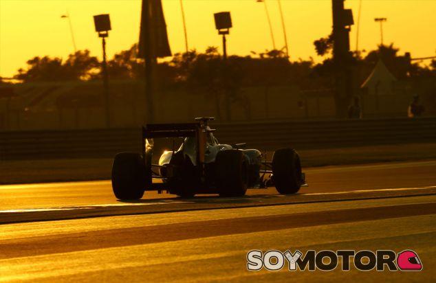 Sauber en el GP de Abu Dabi F1 2014: Sábado - LaF1