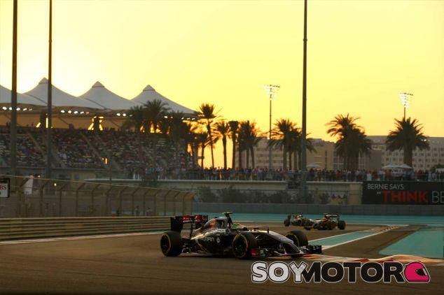 Sauber en el GP de Abu Dabi F1 2014: Domingo - LaF1