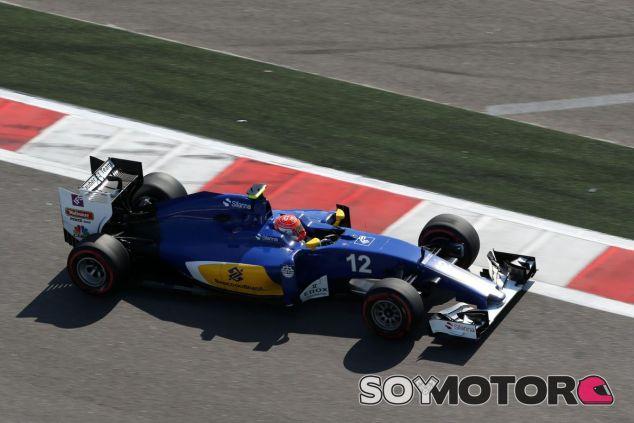 Sauber estrenará una nueva mejora en el motor en España - LaF1