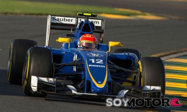 Felipe Nasr en el Gran Premio de Australia - LaF1
