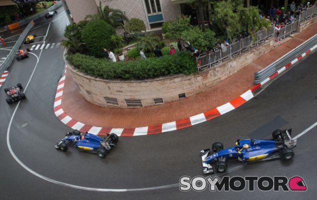 Sauber tuvo un GP para olvidar en Mónaco - LaF1