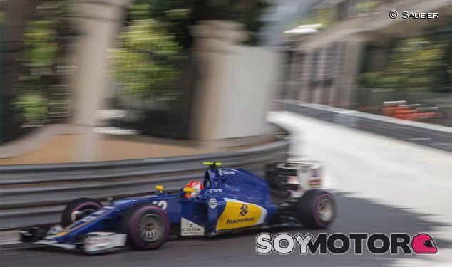 Felipe Nasr en Mónaco - LaF1
