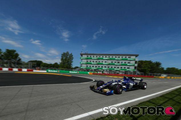 Sauber en el GP de Azerbaiyán F1 2017: Previo - SoyMotor.com
