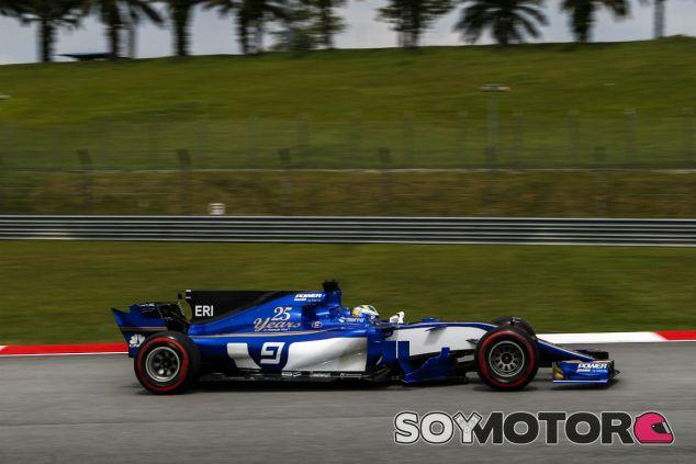 Ericsson en Sepang - SoyMotor.com