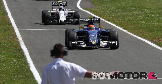 Felipe Nasr en Silverstone - LaF1